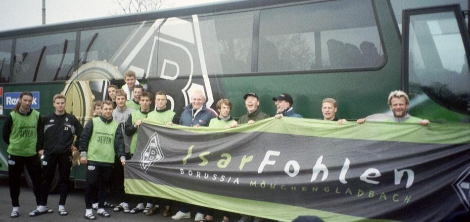 Borussia-Isarfohlen-Banner